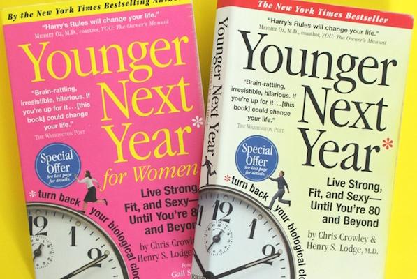 Younger Next Year Book - Arthritis Health